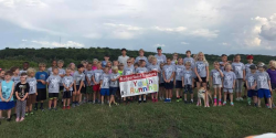 "2019 ""I Can 26.2 It!"" youth running program"