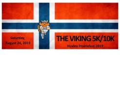 The Viking 5K/10K