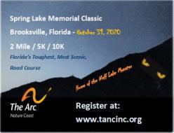 .Spring Lake Memorial Classic.          2Mile / 5K / 10K