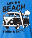 Life's a Beach 5 Miler & 5K