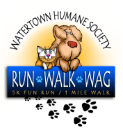Run, Walk, Wag for Watertown Humane Society