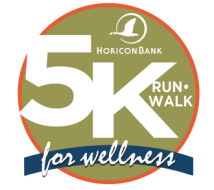 Horicon Bank 5K Run-Walk For Wellness