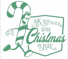 Christmas in July 6K
