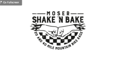 Moser Shake 'n Bake Mt Bike Race - 43 & 20 Mile