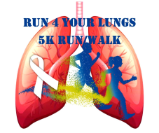 Run 4 Your Lungs 5K Run/Walk