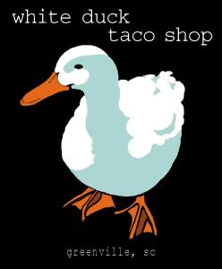 White Duck Taco