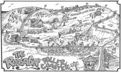 39th Annual Roosa Gap Roller Coaster Runs