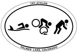 Palmer Lake TRY-athlon