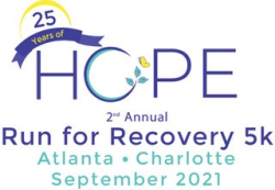 HOPE Runs For Recovery 5k  -Charlotte, NC