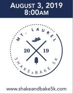 Shake & Bake 5k @ 5 MT LAUREL AVENUE