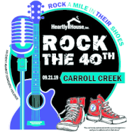Rock the 40th - Walk a Mile in Their Shoes