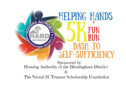 HABD Helping Hands 5K Dash to Self-Sufficiency Fun Run\Walk