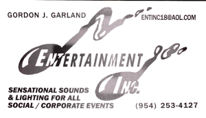 Entertainment, Inc.