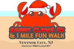 Sandy Claws 5K Run & 1 Mile Fun Walk