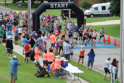 38th Annual Mulvane Old Settlers Road Race