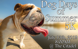 Dog Days of Summer 5K