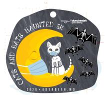 Cats & Bats Haunted 5K