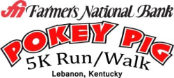 Farmers National Bank Pokey Pig 5K Run/Walk