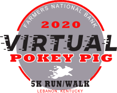 Farmers National Bank Pokey Pig 5K Virtual Run/Walk