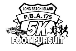P.B.A. 175's 5K Foot Pursuit