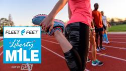 Fleet Feet Liberty Mile Time Trial