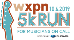 WXPN 5k Run for Musicians On Call