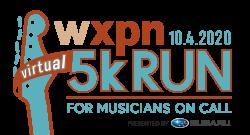 WXPN 5k Run for Musicians On Call - Virtual Run, Walk, & Celebration
