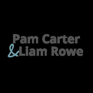 Pam Carter & Liam Rowe