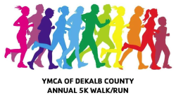 YMCA of DeKalb County 5K Run/Walk