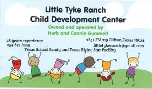 Little Tyke Ranch Child Development Center
