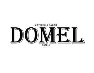 Matthew and Sarah Domel & Family