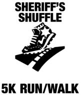 Sheriff's Shuffle 5k Run Walk