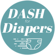 Dash for Diapers Logo