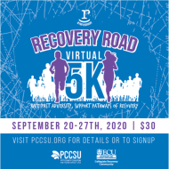 Recovery Road Virtual 5K