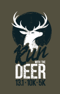 Run With the Deer (13.1, 10K, 5K)