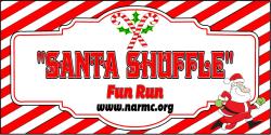 """NARMC """"Santa Shuffle"""" Fun Run (1.7 miles)"""