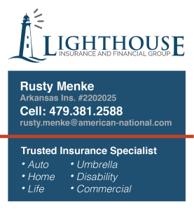 Lighthouse Insurance and Financial Group - Rusty Menke