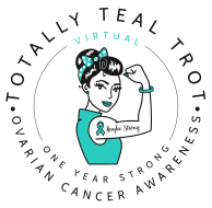 Kaylee Strong's VIRTUAL Totally Teal Trot