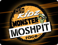 HSD Kidz Monster Moshpit Race