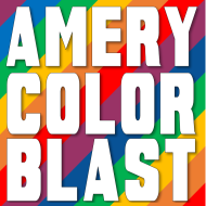 Amery Color Blast Run