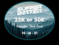 5th Annual Suffer Better Fall Trail Runs