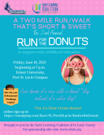 2nd Annual Run for the Donuts NEW DATE~