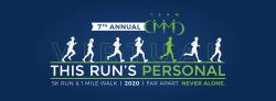 Virtual This Run's Personal 2020 - 5K Run and 1 Mile Walk