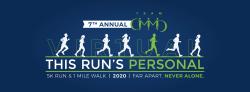 Virtual This Run's Personal 2020 - 5K Run and 1 Mile Walk