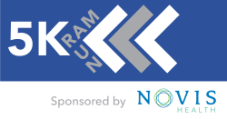 Ram Run 5K/1-Mile Fun Walk/Run sponsored by Novis Health