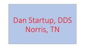 Dan Startup DDS