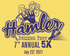 Hamler Summer Fest 5k Benefiting the Xavier & Aidan Wensink Memorial Scholarship