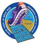 NCVAN 8th Annual Know Hope 5K Walk Run