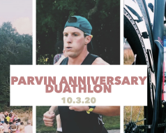 Parvin Anniversary Duathlon