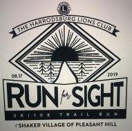 Harrodsburg Lions Club Run for Sight 5K/10K Trail Run